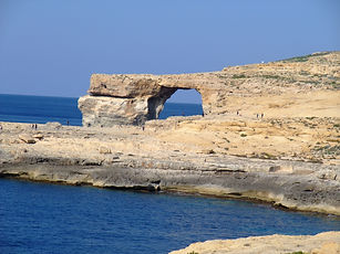 Distant View Azure Window.JPG
