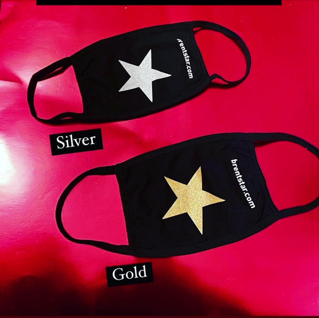 The STAR masks are $10 ea (all colors)