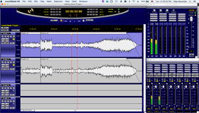 waveform editing and signal processing