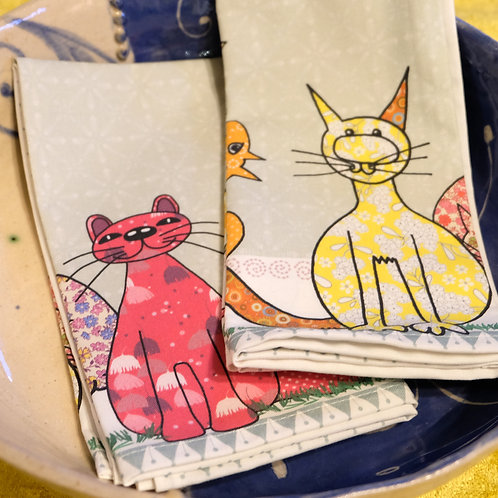 Cat's Whiskers  | Napkins (2)