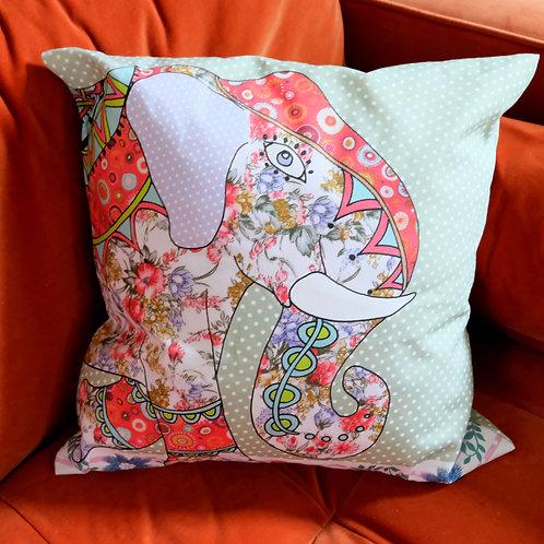 Elsie the Elephant  | Cushion
