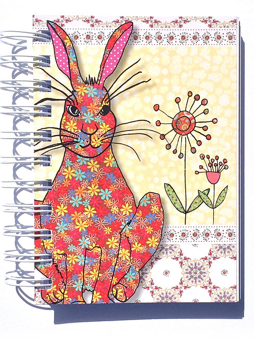 Hunny Bunny  | A6 Notebook