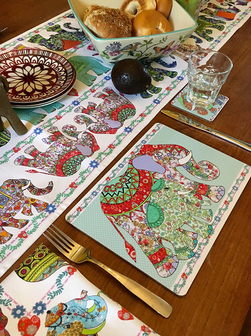Elephant Parade | Placemats