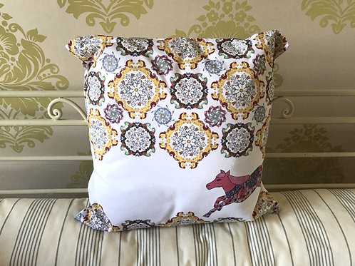 Horsing Around  | Cushion (no pad)