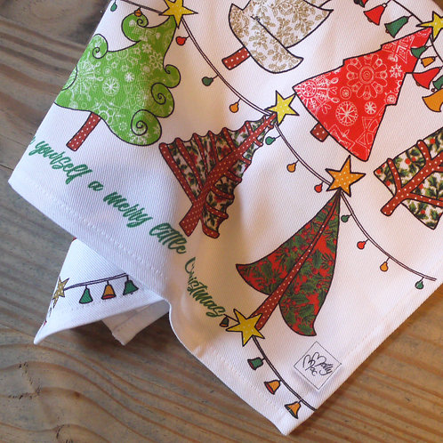 Have Yourself a Merry Little Christmas | Napkins (2)