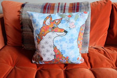 Todd the Fox | Cushion