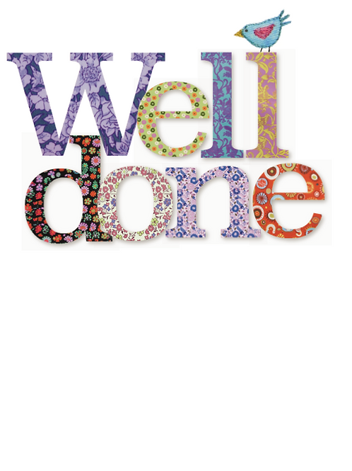 Well Done | Card