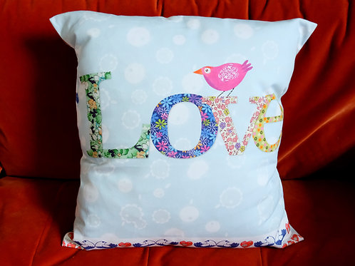 Seconds | Love Bird | Cushion
