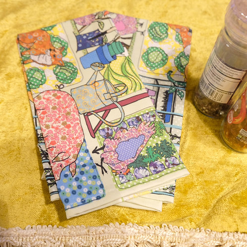 Time Well Spent | Napkins (2)