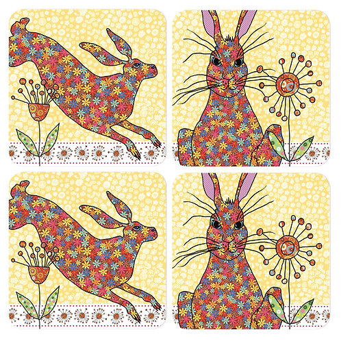 Flick of Hares | Coasters