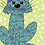 Thumbnail: Feline Good Cat  | Tea towel