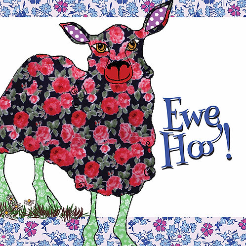 Ewe Hoo | Card