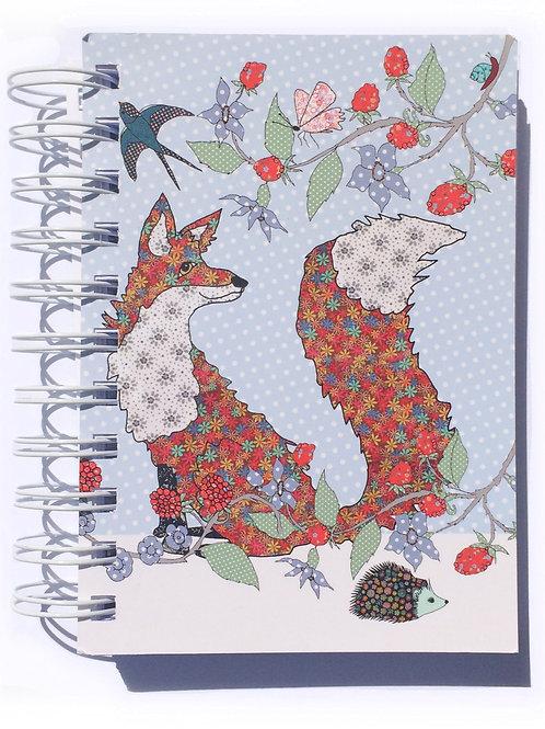 Hello Foxy  | A6 Notebook