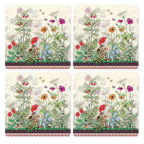 Wildflower | Coasters