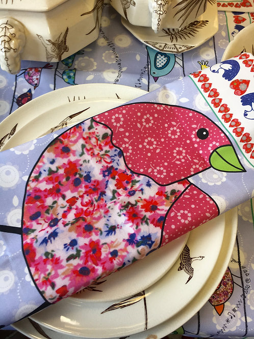 Large Bird  | Napkins (2)
