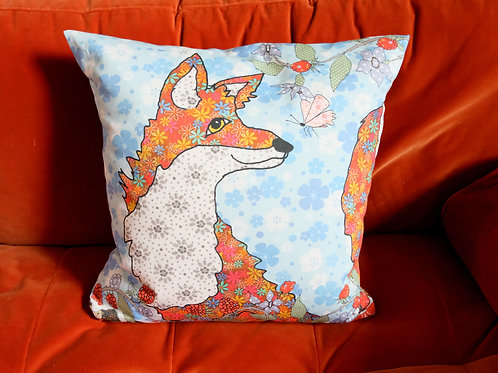 Todd the Fox | Cushion