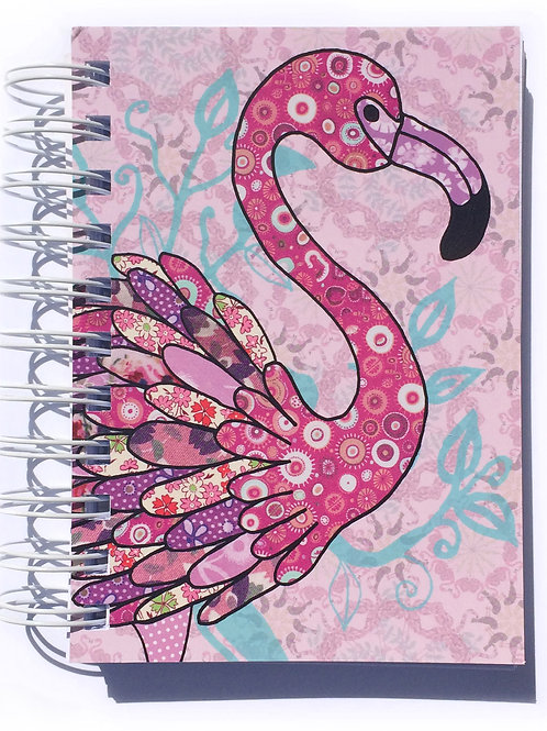 Tickled Pink  | A6 Notebook