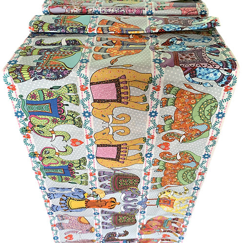 Seconds | Elephant Parade  | Table Runner