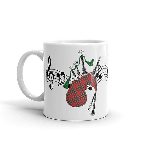 Bagpipe Mug | Personalised