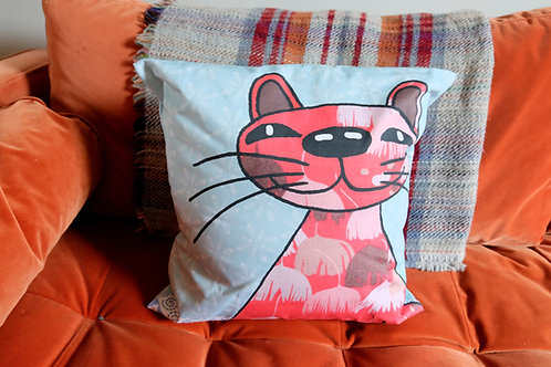 Bess the Cat  | Cushion