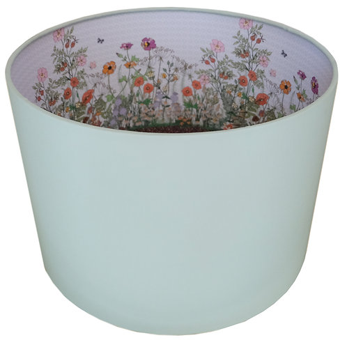 Wildflower | Lined Lampshade