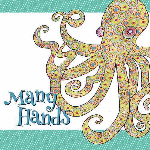 Many Hands | Card