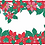 Thumbnail: Seconds | Poinsettia Merry and Bright | Table Runner