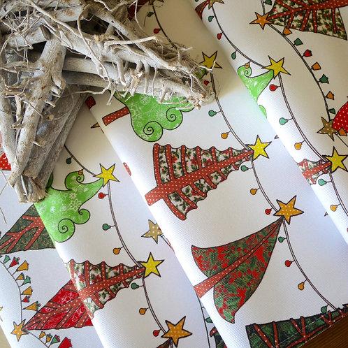 Christmas Trees | Runner • Napkins