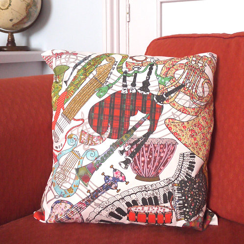 Play On  | Cushion Cover (no pad)