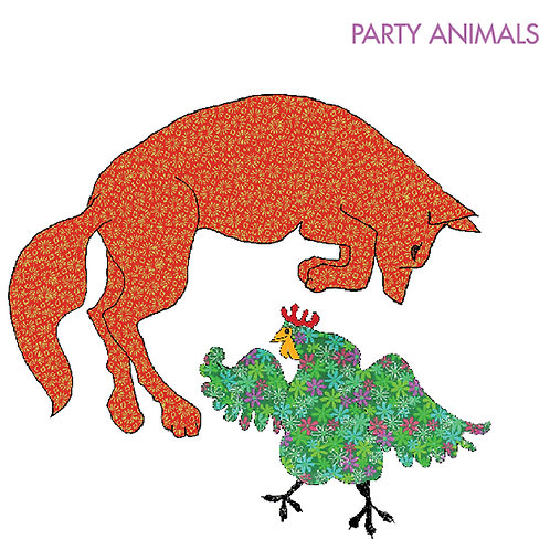 Party Animals | Card