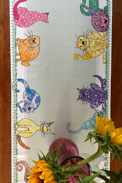 Cat's Whiskers  | Table Runner