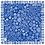 Thumbnail: Seconds | Blue Let it Snow | Napkins (2)