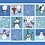 Thumbnail: Snowman Baby It's Cold Outside  | Table Runner