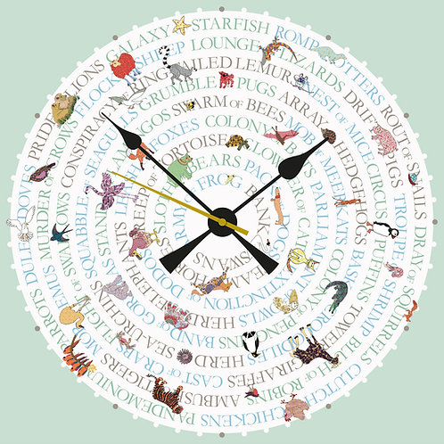 Animal Collectives | Clock
