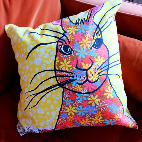 Joss the Hare | Cushion