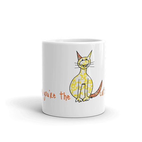 Cat's Whiskers | Personalised (Your Name) | Mug