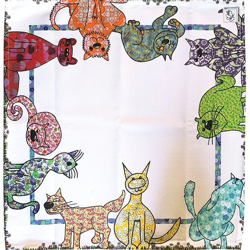Cat's Whiskers  | Napkins (2) | Seconds