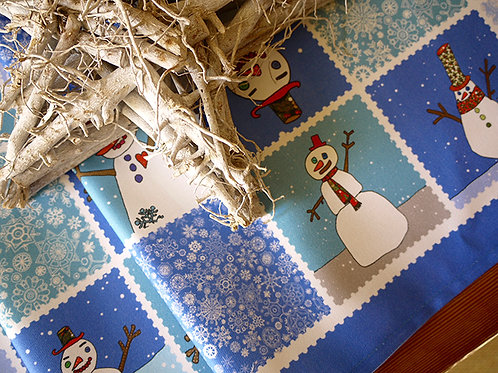 Snowman Baby It's Cold Outside  | Table Runner