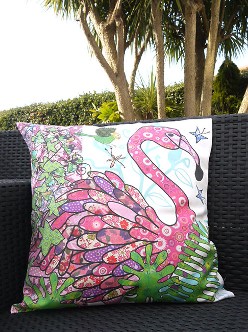 Tickled Pink  | Cushion (no pad)