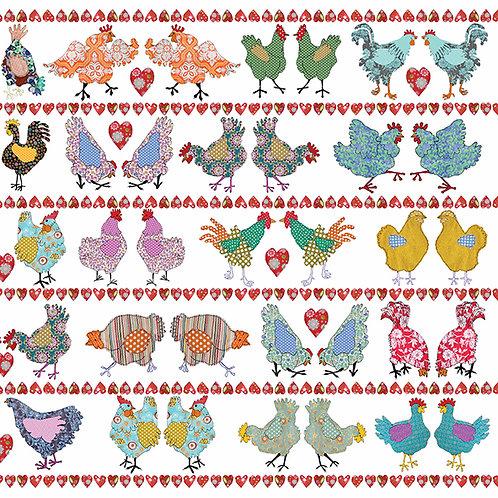 Folk Chicken | Card