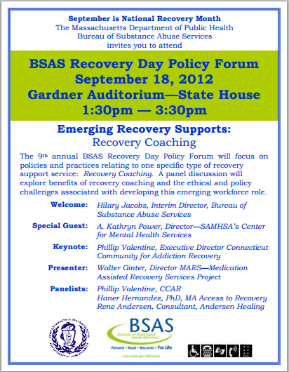 BSAS Policy Forum