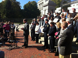 Vot NO on 3 State House Rally