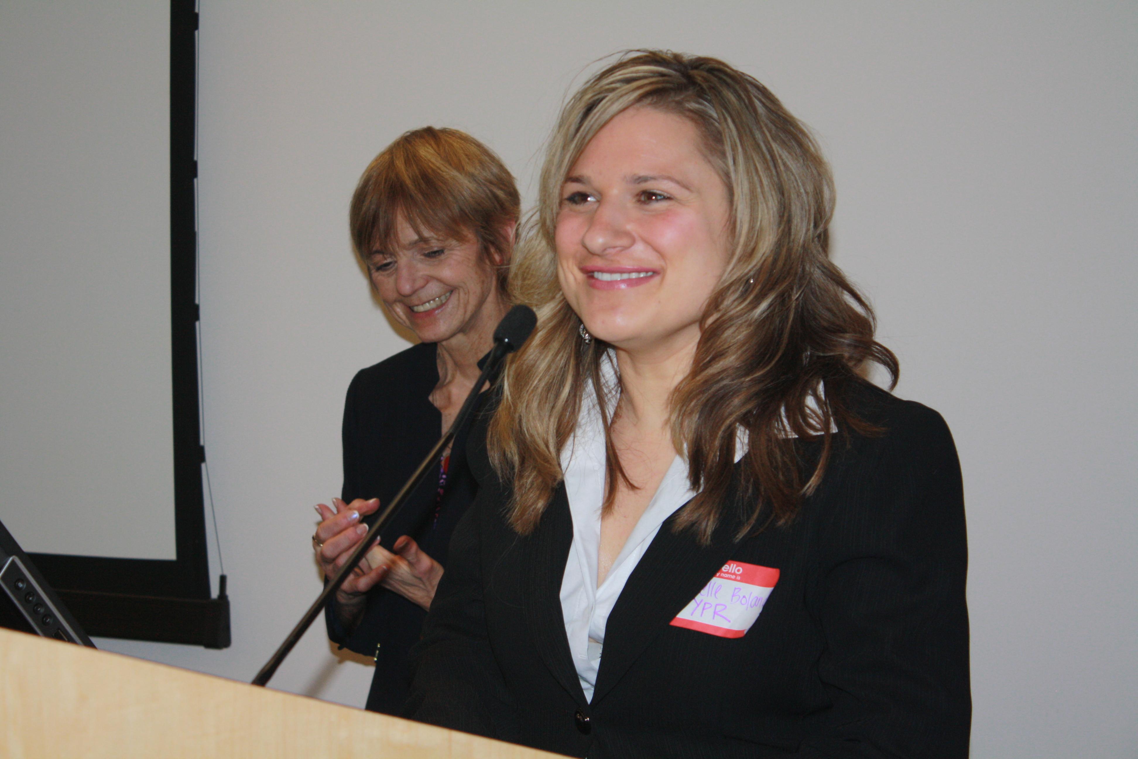 Danielle Boland of YPR