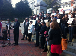 Vote NO on 3 State House Rally