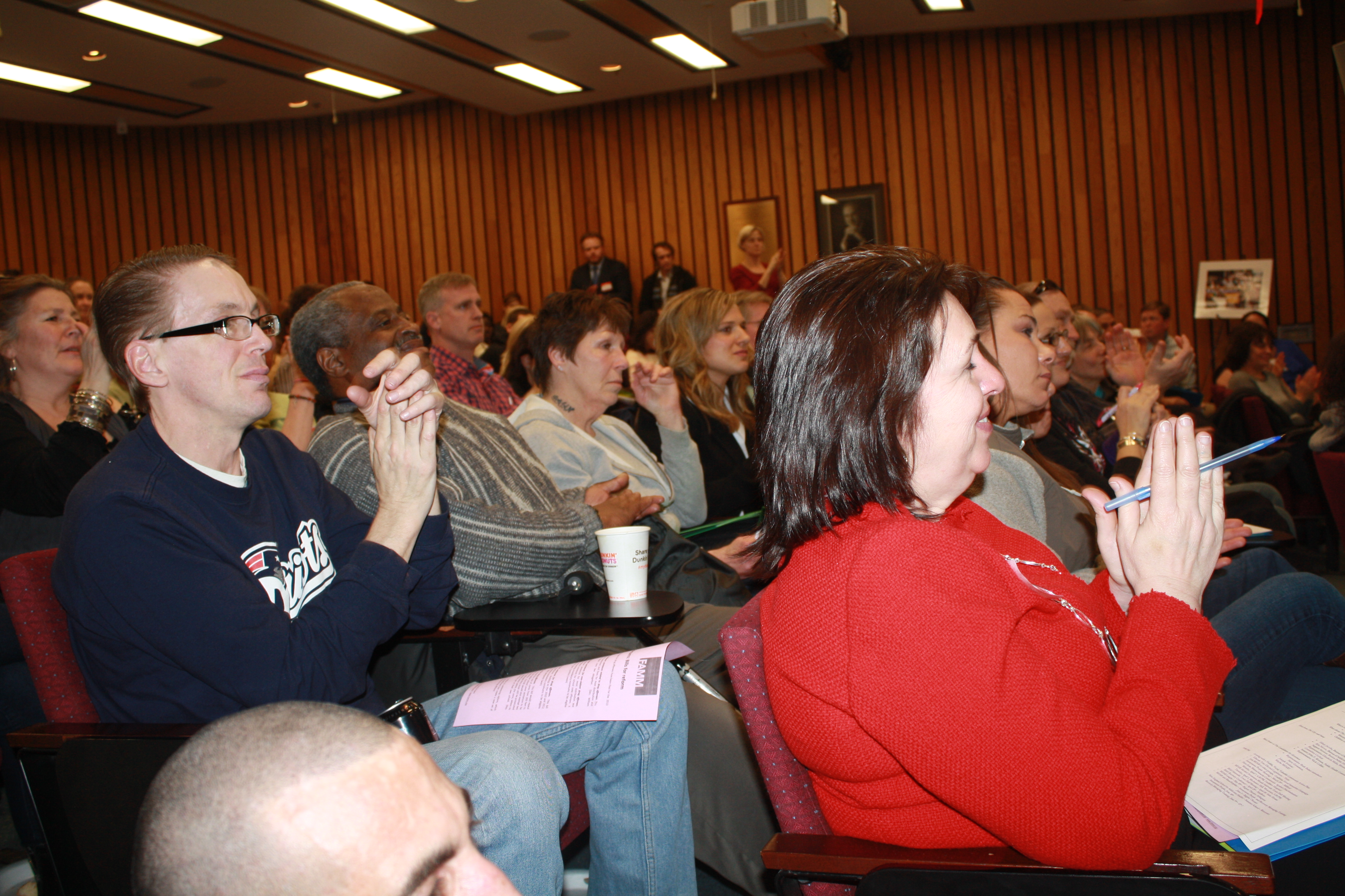 Boston Policy Forum Advocates 2014