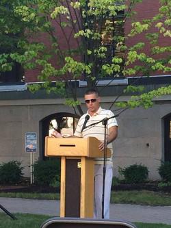 Downtown Boston Overdose Vigil