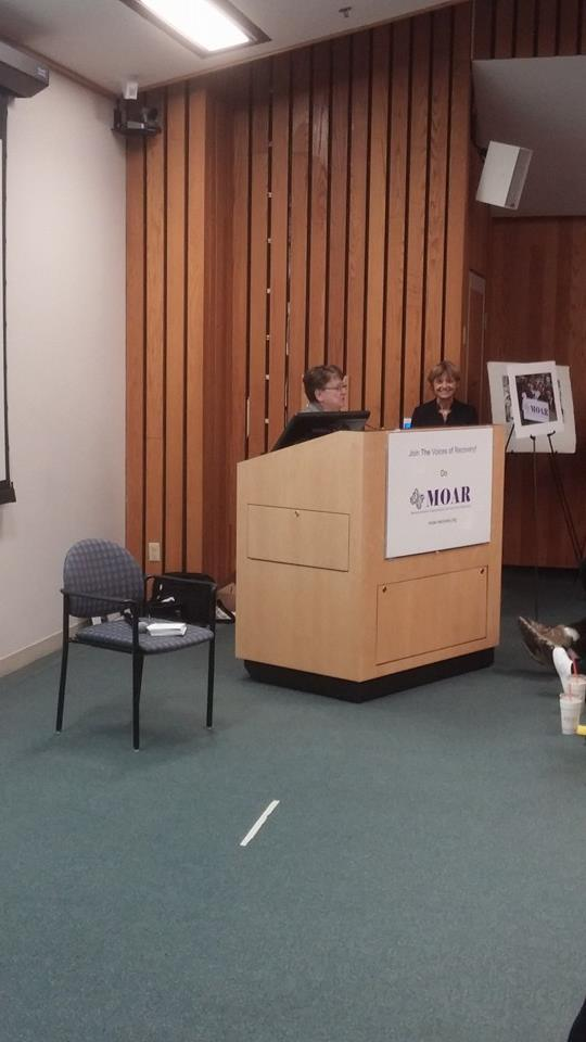 Rep. Liz Malia & Maryanne