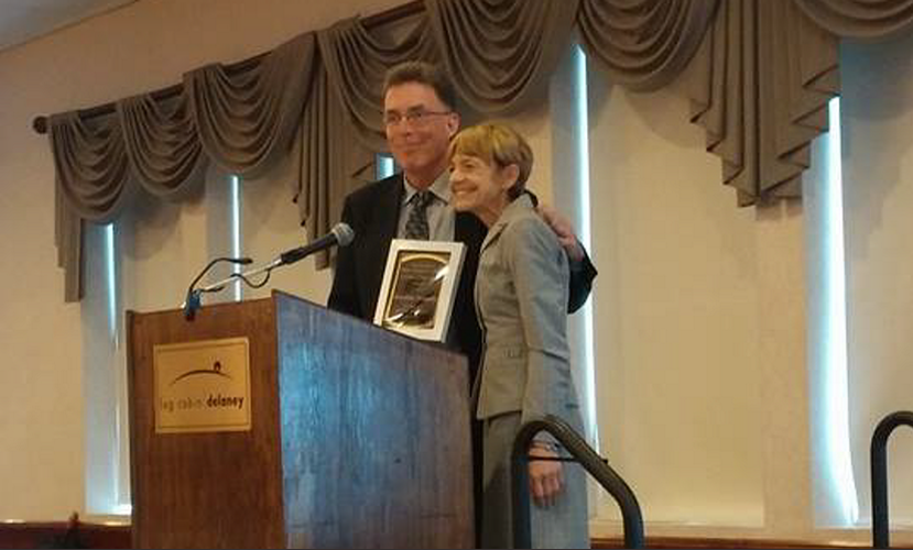 WMASPA Lifetime Achievement Award