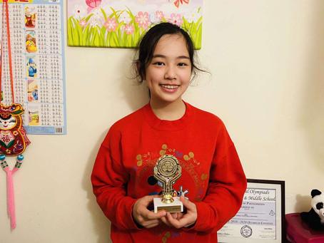 Smart Kids Coding Advertising  Endorser  --- Grace Kelsangmetog Cai