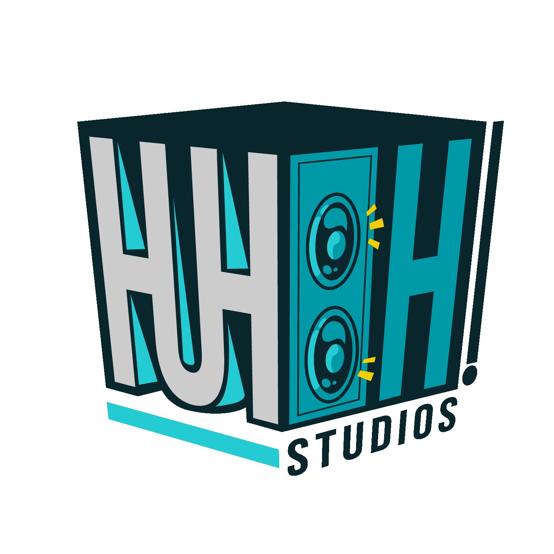 HUH OH STUDIOS LOGO color